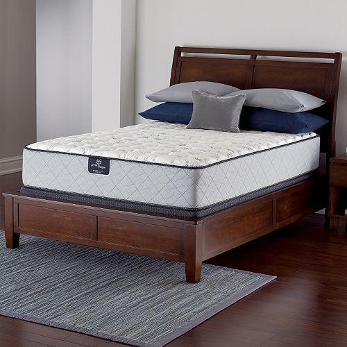 Ganwick Serta Perfect Sleeper Firm Innerspring Mattress Box Spring Set