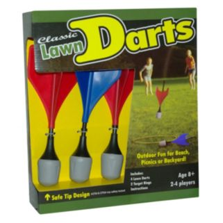 Lawn Darts Game by Maranda