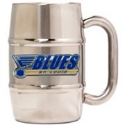 St. Louis Blues Stainless Steel Barrel Mug