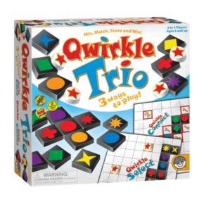 Qwirkle Trio Game by MindWare