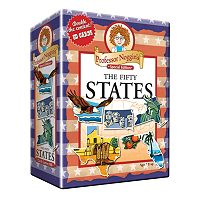 Professor Noggin's Special Edition: The Fifty States Game by Outset Media