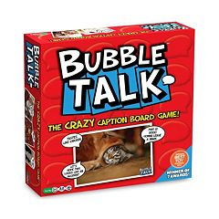 Bubble Talk Game by University Games by