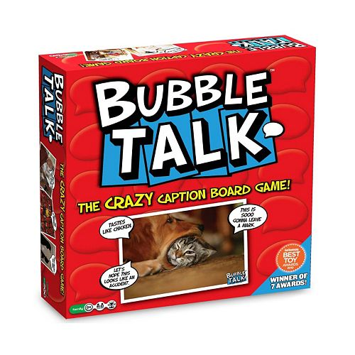 Bubble Talk Game by University Games