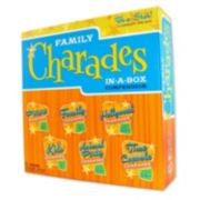 Family Charades In-A-Box by Outset Media