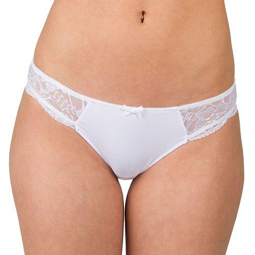 Juniors' Candie's® Microfiber Bikini Panty