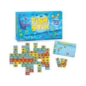 Fish Stix Game by Peaceable Kingdom