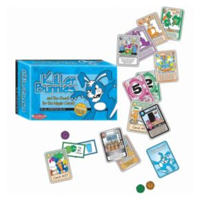 Playroom Entertainment Killer Bunnies and the Quest for the Magic Carrot Card Game Starter Deck