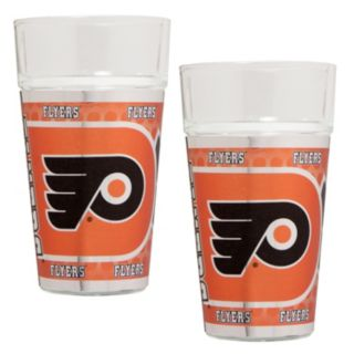 Philadelphia Flyers 2-Piece Pint Glass Set