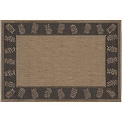 Couristan Recife Tropics Indoor Outdoor Rug