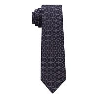 Van Heusen Striped Skinny Tie - Men