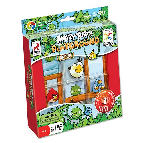 Angry Birds Playground On Top Game by Smart Toys And Games