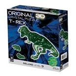 BePuzzled 49-pc. T-Rex 3D Crystal Puzzle