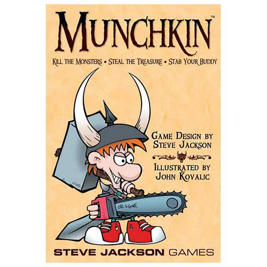 Munchkin Card Game by Steve Jackson Games