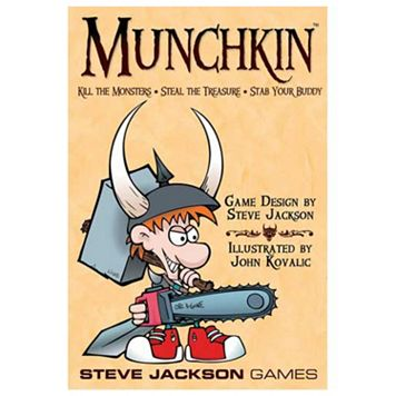Munchkin Card Game by Steve Jackson Games