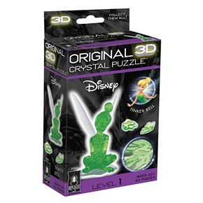 Disney's Peter Pan 43-pc. Tinker Bell 3D Crystal Puzzle by BePuzzled
