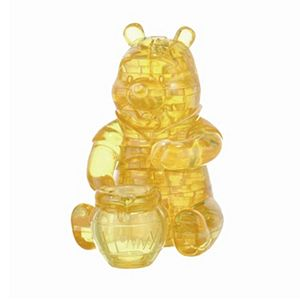 Disney's Winnie the Pooh 38-pc. 3D Crystal Puzzle by BePuzzled