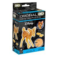 Disney's Bambi 36 pc 3D Crystal Puzzle by BePuzzled