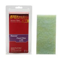 3M Filtrete Hoover Final & 04 Vacuum Filter
