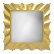Decor Therapy Wave Wall Mirror