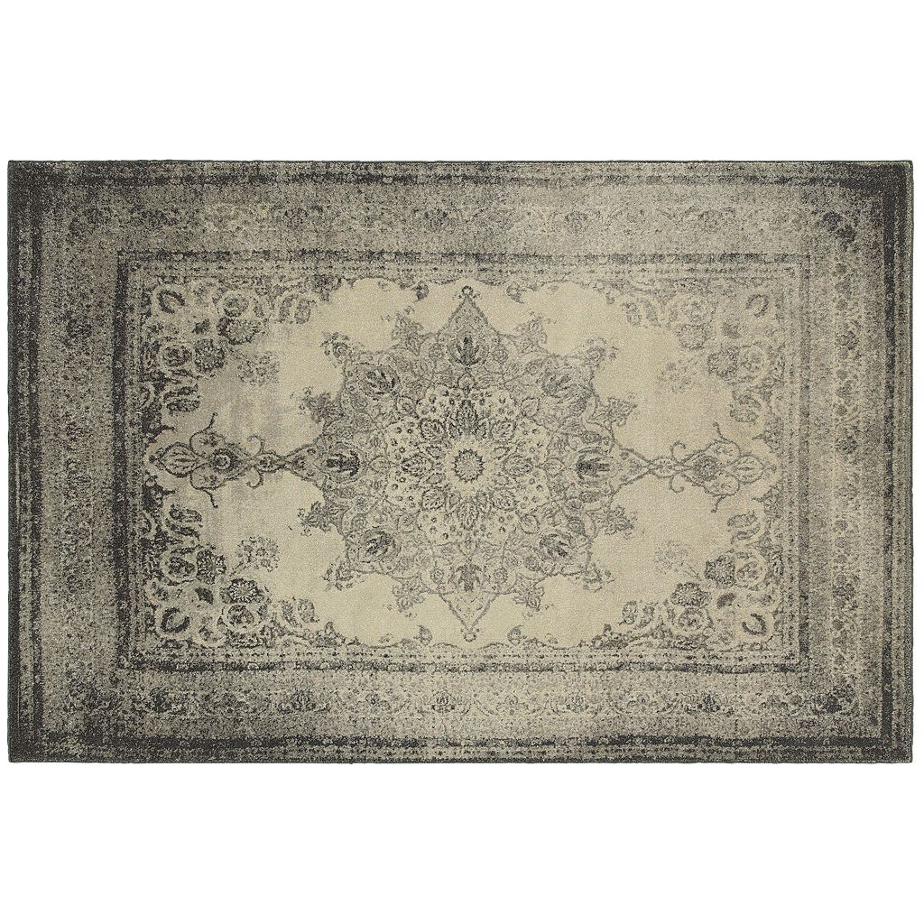 StyleHaven Chesapeake Faded Heriz Rug