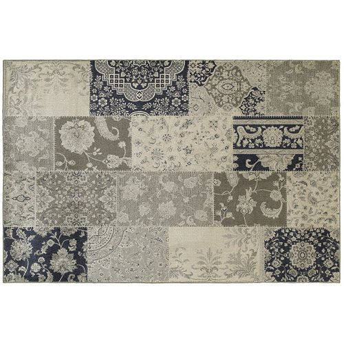 StyleHaven Chesapeake Patchwork Persian Rug
