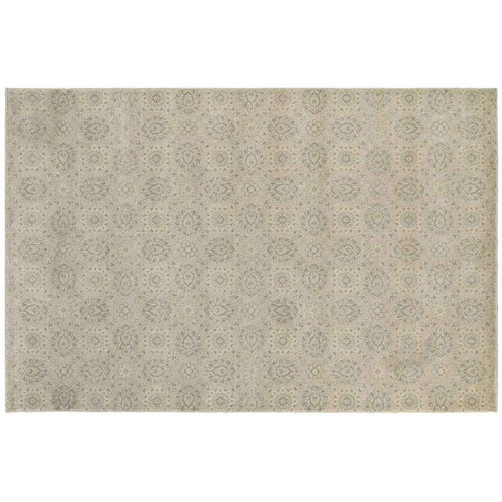 StyleHaven Chesapeake Panel Floral Rug
