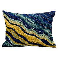 Mina Victory Fantasia Wave Throw Pillow