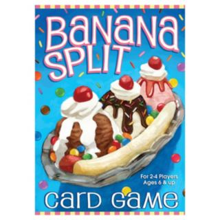 Banana Split Card Game by U.S. Games Systems