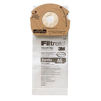 3M Filtrete Eureka AS Antimicrobial Vacuum Bag