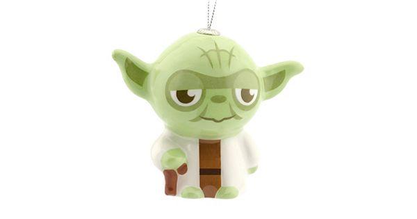 Star Wars Yoda Decopage Christmas Ornament By Hallmark