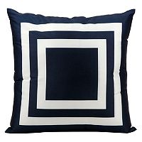 Mina Victory Framed Outdoor Throw Pillow