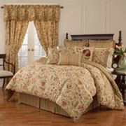Waverly Imperial Dress 4 pc Reversible Comforter Set - King