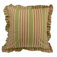 Waverly Imperial Dress Antique Green Euro Sham