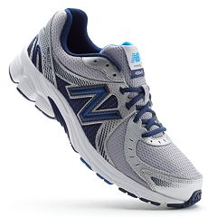 New Balance 450 Men's Running Shoes. Silver Blue