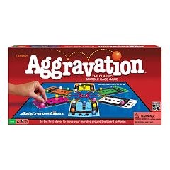 Classic Aggravation Game by Winning Moves
