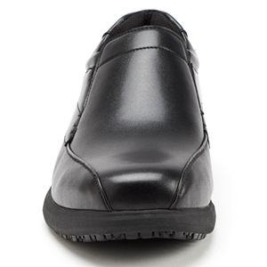 Nunn Bush Sanford Men's Bicycle Toe Slip-Resistant Slip On Loafers