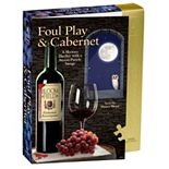 BePuzzled 1000-pc. Foul Play & Cabernet Murder Mystery Jigsaw Puzzle