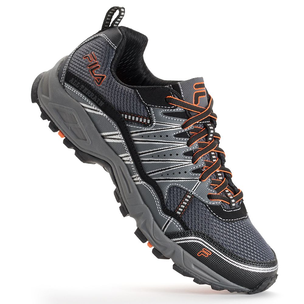 Running Men's 8qhq6d Locator Trail At by Tractile Fila® Shoes zqBwgxnwIf