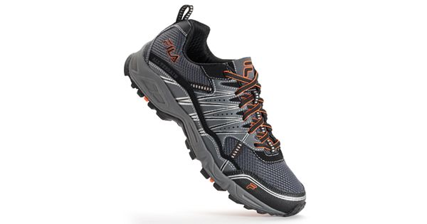 Fila At Tractile Men S Trail Shoes