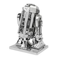 Star Wars R2D2 Metal Earth 3D Laser Cut Model by Fascinations