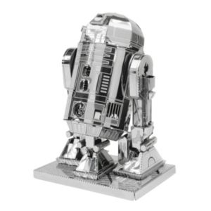 Star Wars R2D2 Metal Earth 3D Laser Cut Model by Fascinations