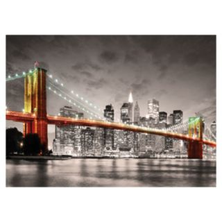Eurographics 1000-pc. City Collection New York City Brooklyn Bridge Jigsaw Puzzle