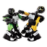 The Black Series Cyber Boxing Robots