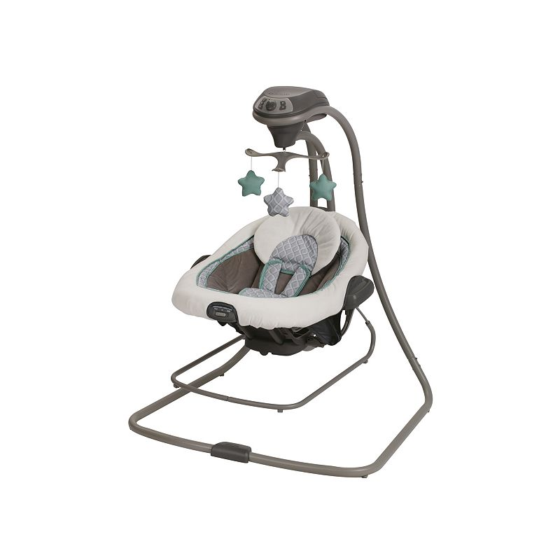 Graco Baby Duet Connect Lx Swing