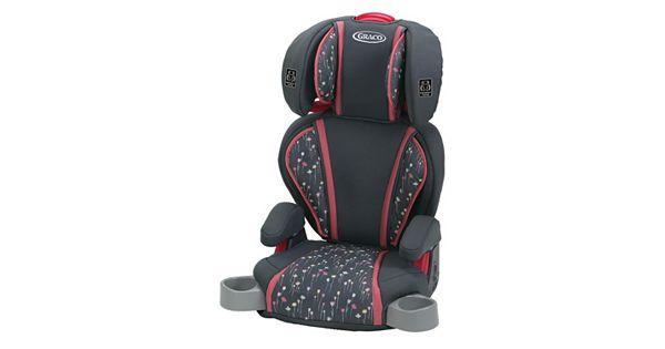 graco highback turbo booster car seat. Black Bedroom Furniture Sets. Home Design Ideas