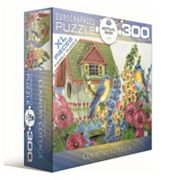 Eurographics 300 pc Janene Grendy Country Cottage Jigsaw Puzzle