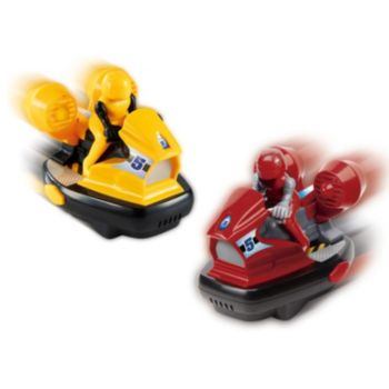 The Black Series Remote Control Speed Bumper Cars
