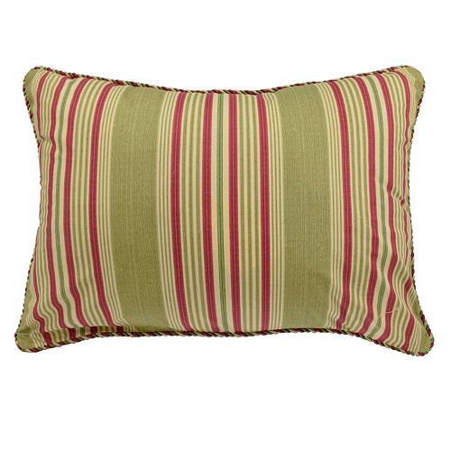 Waverly Imperial Dress Striped Throw Pillow