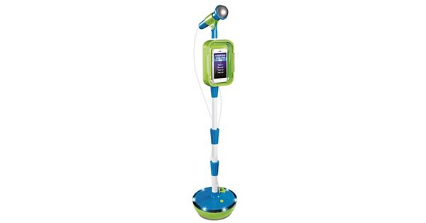 Discovery Kids First Act Light Up Microphone Amp Stand
