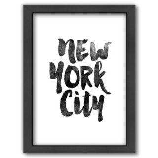 Americanflat ''New York City'' Framed Wall Art